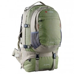 Mochila CARIBEE JET PACK 75L MANTIS GREEN