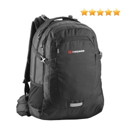 CARIBEE COLLEGE X-TEND 40L BLACK - mochila escolar